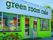 The Green Room Cafe, Cocoa Beach, Florida